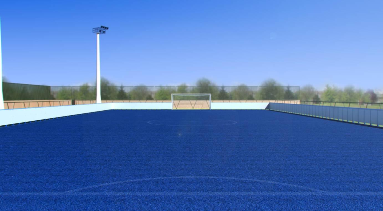 Cuanto mide una pista de futbol sala affordable volver al for Pista de futbol sala medidas