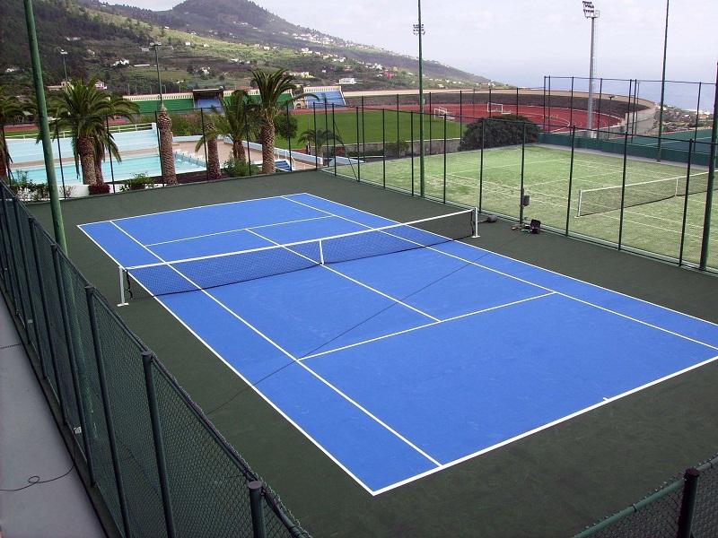 Pista de Tenis   TechnoSport
